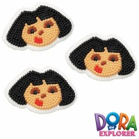 Dora Explorer Icing Decoration