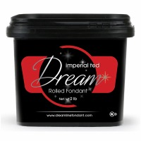 Dream Fondant Imperial Red 2 Pounds