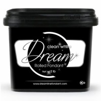 Dream Fondant Clean White 2 Pounds