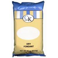 Dry Fondant 1 LB