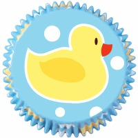 Ducky Mini Bake Cups 100CT