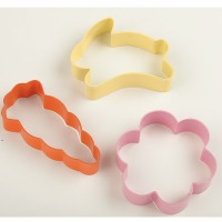Easter  3-PC Cookie Cutter Set