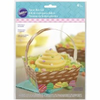 Easter Basket Treat Boxes 4 CT