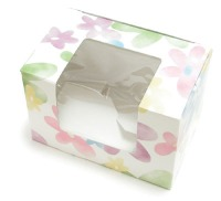 Easter Box Daisy Window 1/2 Pound