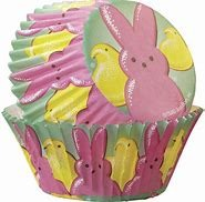 Easter Bunny Bake Cups 50 CT