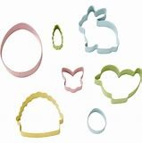 Easter Cookie Cutter Set 7 PC