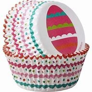 Easter Egg Baking Cups 50 CT