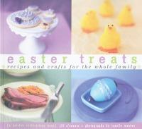 Easter Treats Book