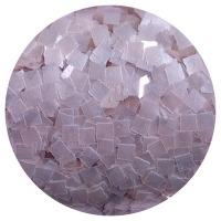 Edible Glitter Square White 1/4 oz