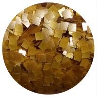 Edible Glitter Square Gold 1/4oz