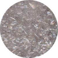 Edible Glitter 1/4 OZ Silver