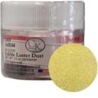 Edible Luster Dust Daffodil