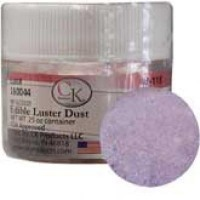 Edible Luster Dust Periwinkle