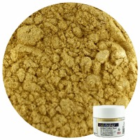 Edible Luster Dust Satin Gold