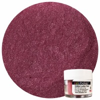 Edible Luster Dust Very Berry