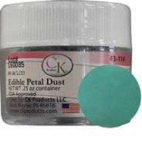 Edible Petal Dust Aqua