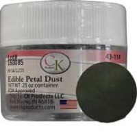 Edible Petal Dust Black