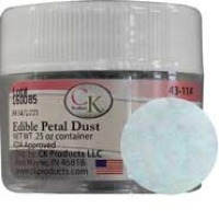 Edible Petal Dust Cool Blue