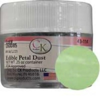 Edible Petal Dust Green