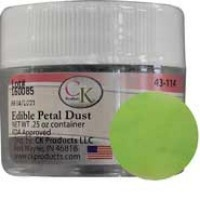 Edible Petal Dust Key Lime