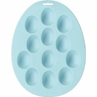 Egg Silicone Treat Mold 12 Cav