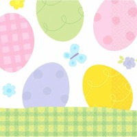 Eggstravaganza  Lunch Napkin 30 CT