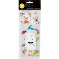 Emoji Ghost Treat Bags 20 CT