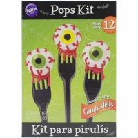 Eyeball No-Bake Pops Kit