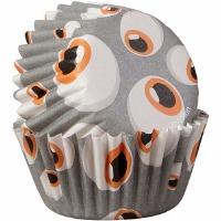 Eyeballs Mini Bake Cup 100CT