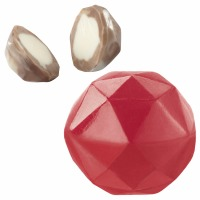 Faceted Shapes Candy Mold