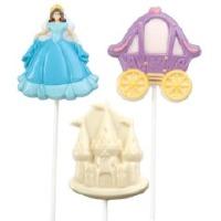 Fairy Tale Lollipop Candy Mold