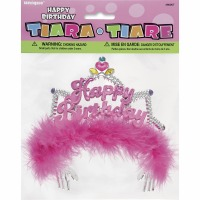 Fancy Birthday Tiara