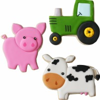 Farm Cutter Set 3PC