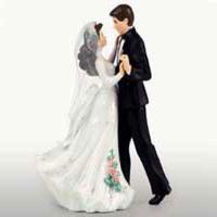 First Dance Couple Black Tux
