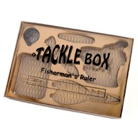 Fishing Tackle Box Clear Lid