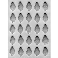"Flex Mold 1.25"" Leaf (20)"