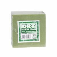 Floral Dry Foam Green