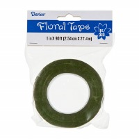 "Floral Tape 1"" X 30' YD Green"