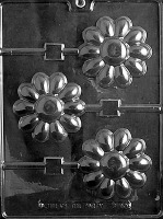 Flower Lolly Mold