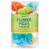 Flower Picks 12 CT