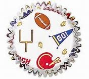 Football Baking Cup 50 CT