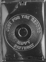 For The Record Birthday Mold