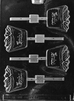 Fries Lolly Mold