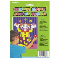 Game CIircus Clown Pin Nose