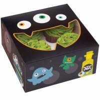 Ghoulish Gourmet Treat Boxes