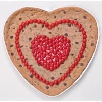 Giant Cookie Pan Heart