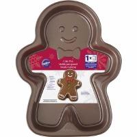 Gingerbread Boy Cake Pan