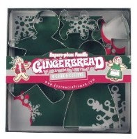 Gingerbread Family 4-PC CC Set