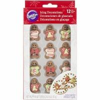 Gingerbread Men w/ Sweaters