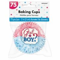 Girl or Boy? Cupcake